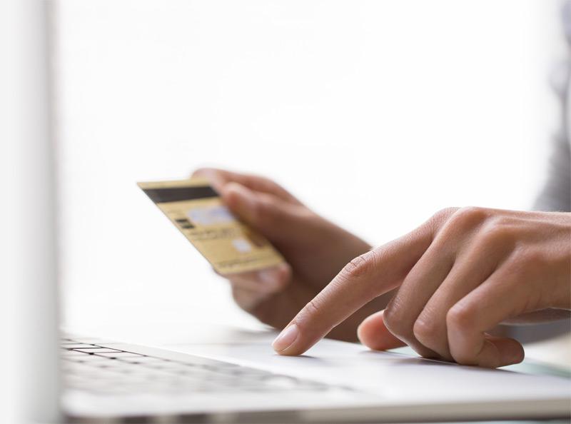 Ecommece y Tienda Online - Pago con tarjeta